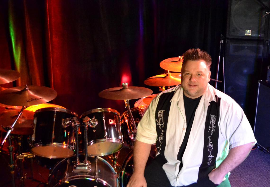jeff farner professional drummer and owner of drum lessons arizona